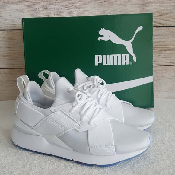 2260876c4281 New Puma Muse Ice Sneakers